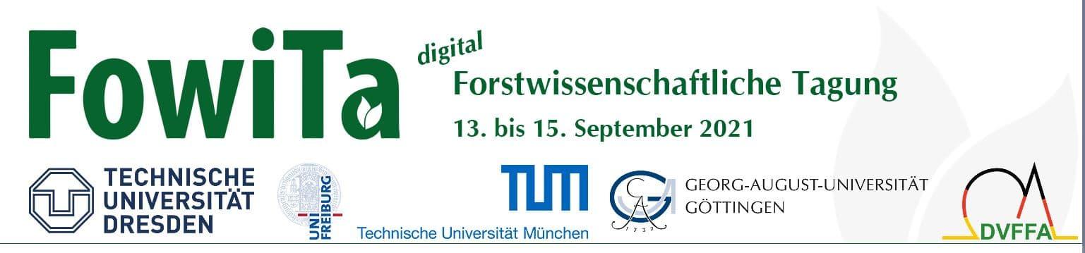 Forstwissenschaftliche Tagung vom 13.-15. September
